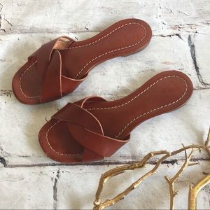 Kors by Michael Kors leather sandals